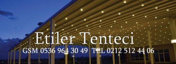 Tente Firması İstanbul Etiler