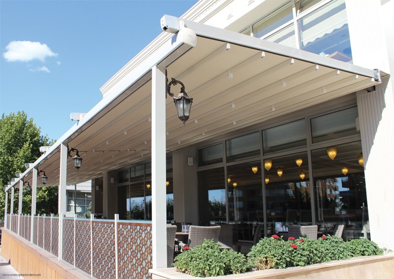 Restoran Tentesi